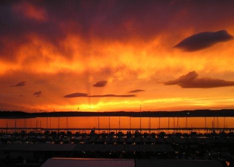 Sunset100306